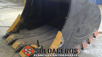 Fabricación e Instalación de Elementos Antidesgaste